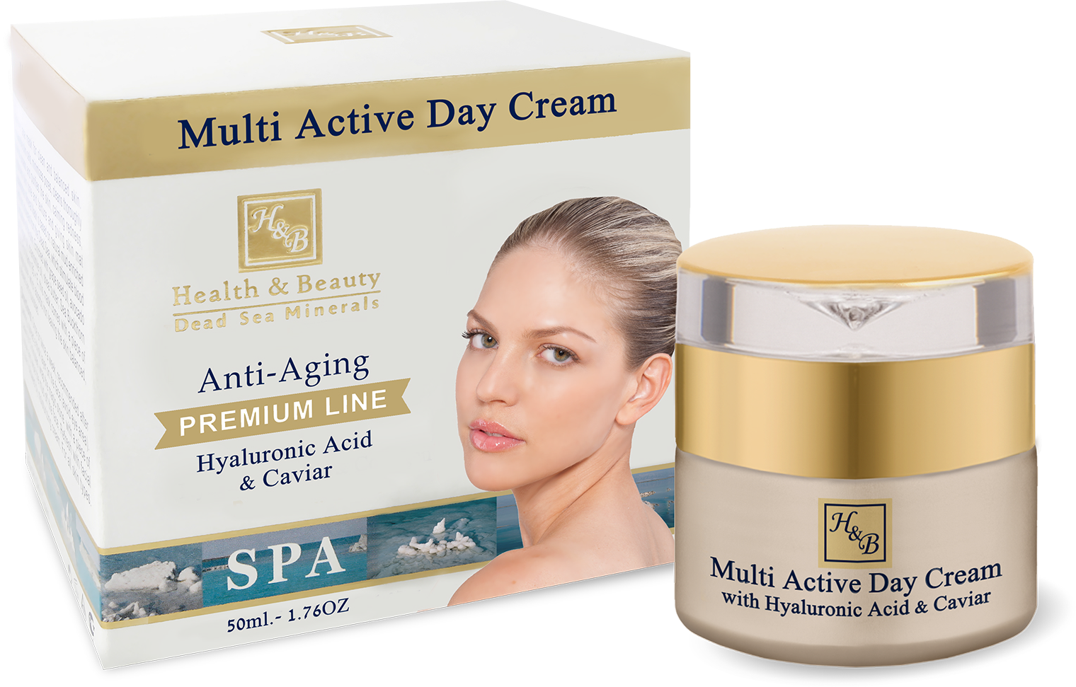 Multi-Active Day Cream with Hyaluronic