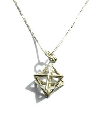 Buy 3d merkaba pendant geometric kabbalistic symbol sterling silver 3d merkaba pendant geometric kabbalistic symbol sterling silver aloadofball Gallery