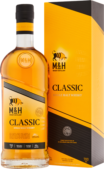 Israel's First Whisky