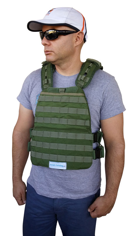 Level III Plate Carrier