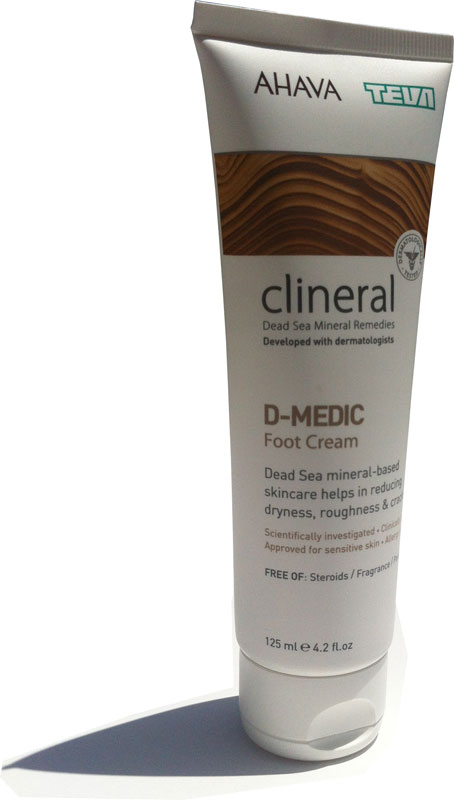 Buy Clineral Diabetic Foot Cream With Dead Sea Minerals Israel
