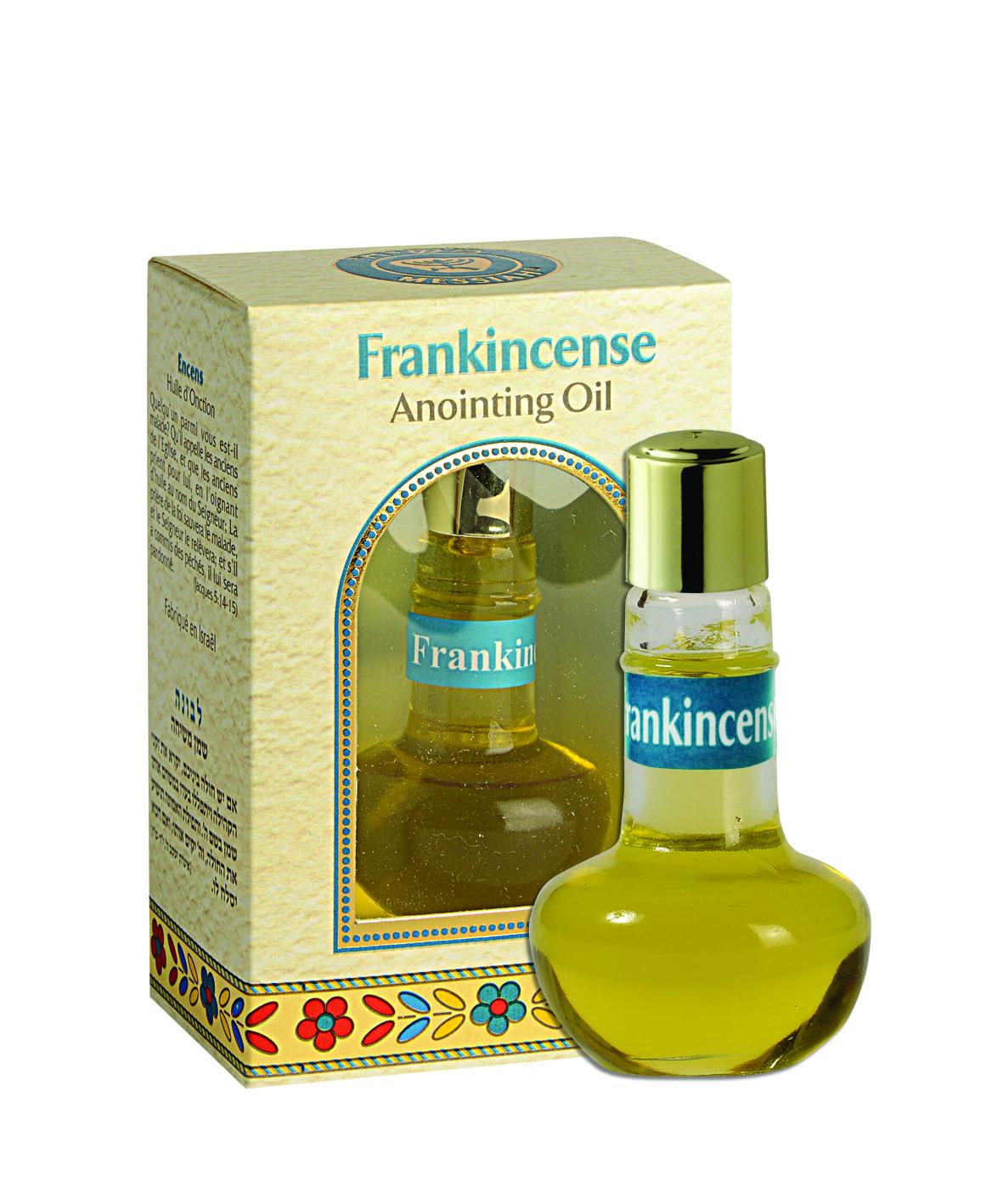 Anointing Oil Frankincense Myrrh and Spikenard Fragrance