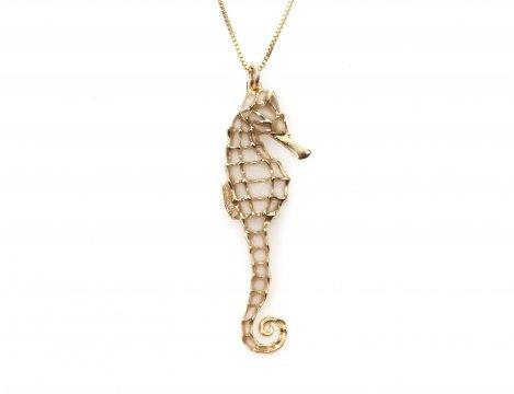 Buy gold seahorse pendant by adina plastelina israel catalog gold seahorse pendant by adina plastelina mozeypictures Choice Image
