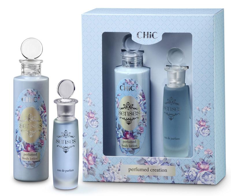 Buy Magnolia Amber Perfume and Body Lotion, Dead Sea Gift Set ...