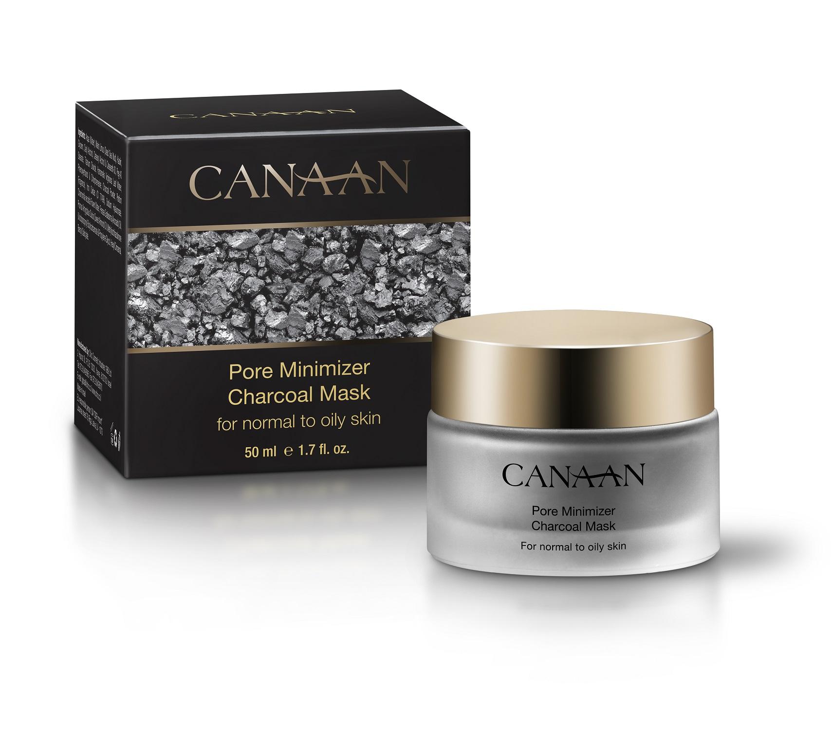 Buy Canaan Pore Minimizer Charcoal Mask Israel Catalog Com
