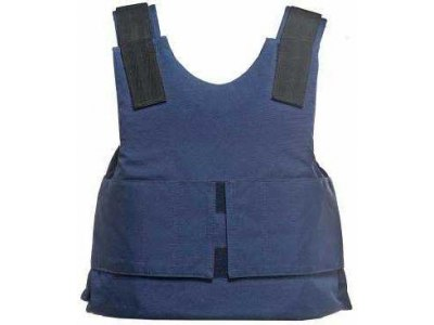 Latest in Body Armor: Bulletproof Vest with a Concealed Heating System