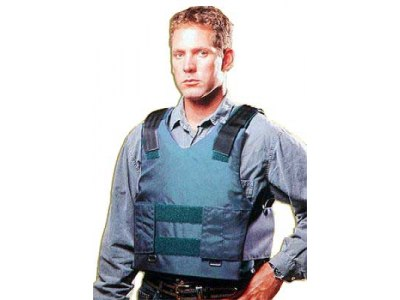 Outstanding body armor is both a stab proof and bullet proof vest