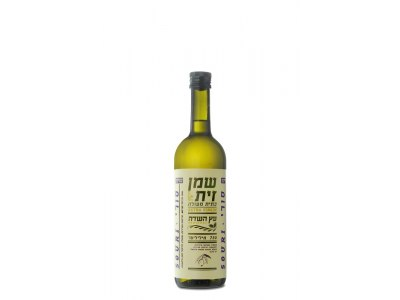 What is special in israeli olive oil?