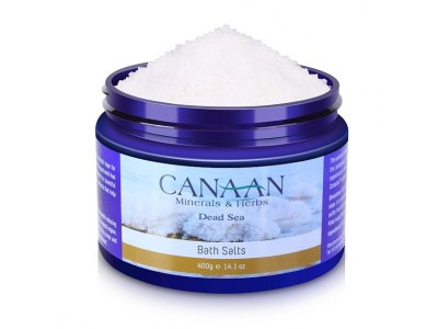 Benefits of the Dead Sea Salts and Minerals