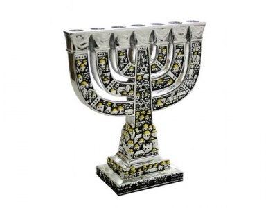What is 7 Branch Menorah?