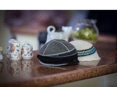 What is Kippah or yarmulke?
