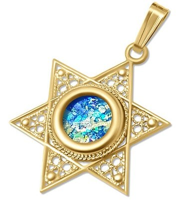 Star of David Necklaces FREE Delivery