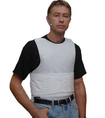Ultra-thin Ultra-light Concealed Vest
