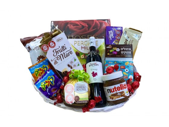 Free People Passover Gift Basket