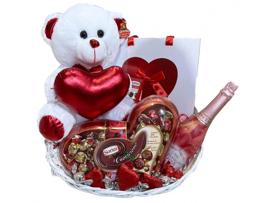 Language of Love Gift Basket