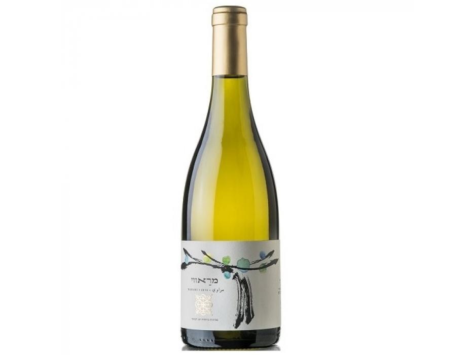 Israeli Wine Recanati Winery Marawi