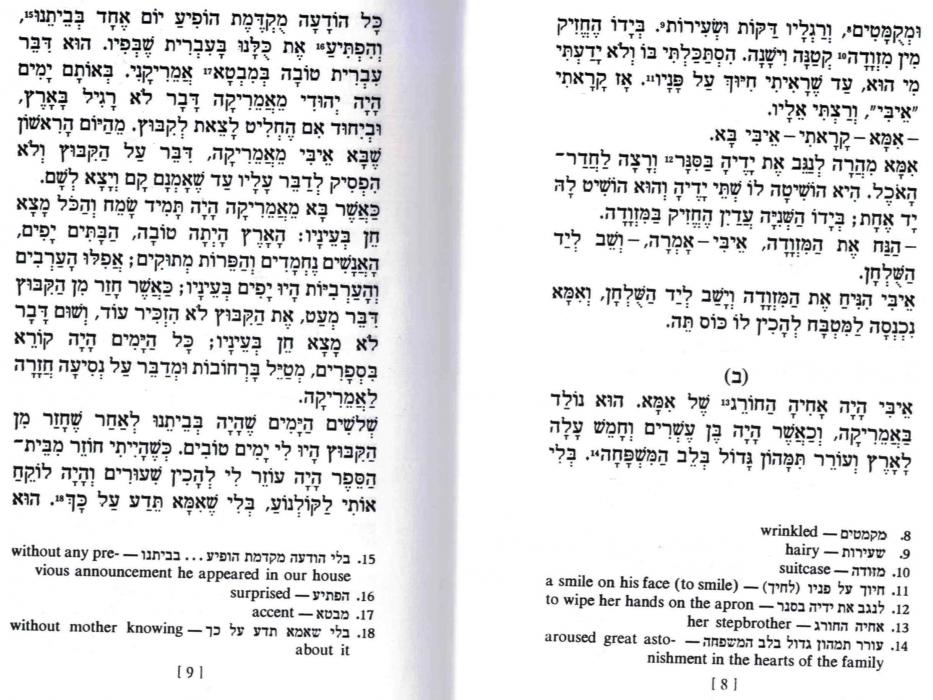 Al HaChalomot (On Dreams) Gesher Easy Hebrew Reading