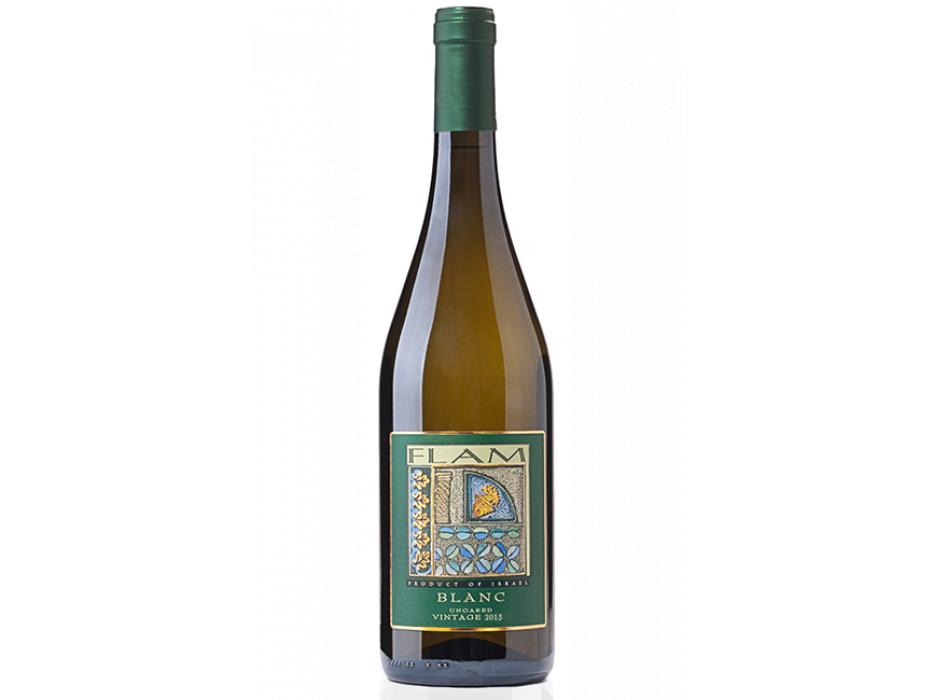 Israel Wine Flam Winery Blanc