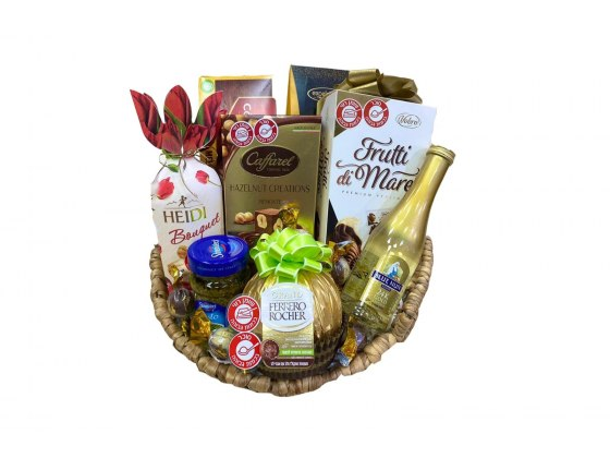 Passover Of Gold Gift Basket