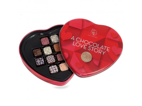 Max Brenner Chocolate Love Story