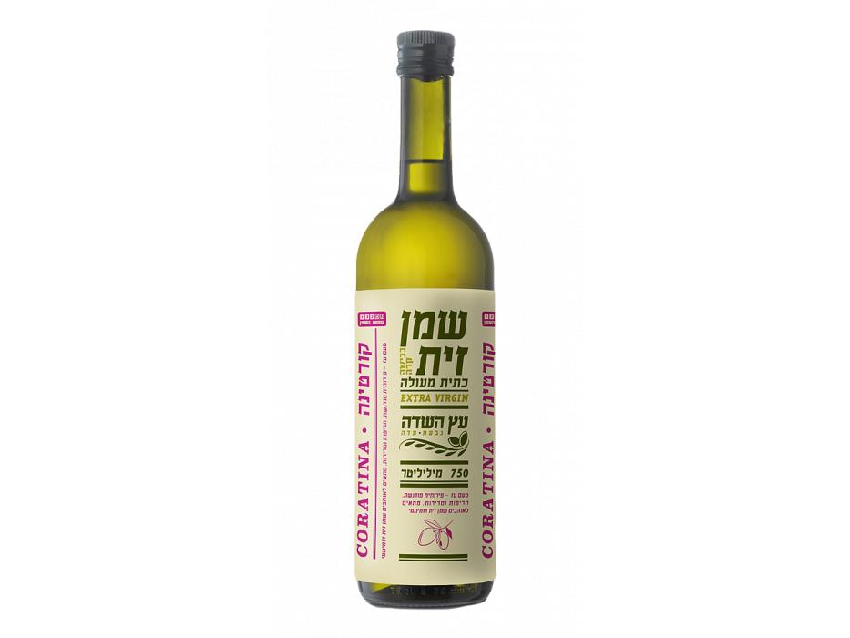Virgin Israeli Coratina Olive Oil by Etz Hasade (25 oz)