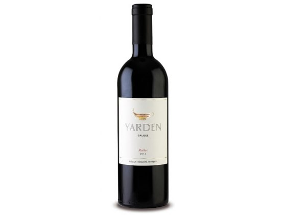 Israeli Wine Golan Winery Yarden Malbec