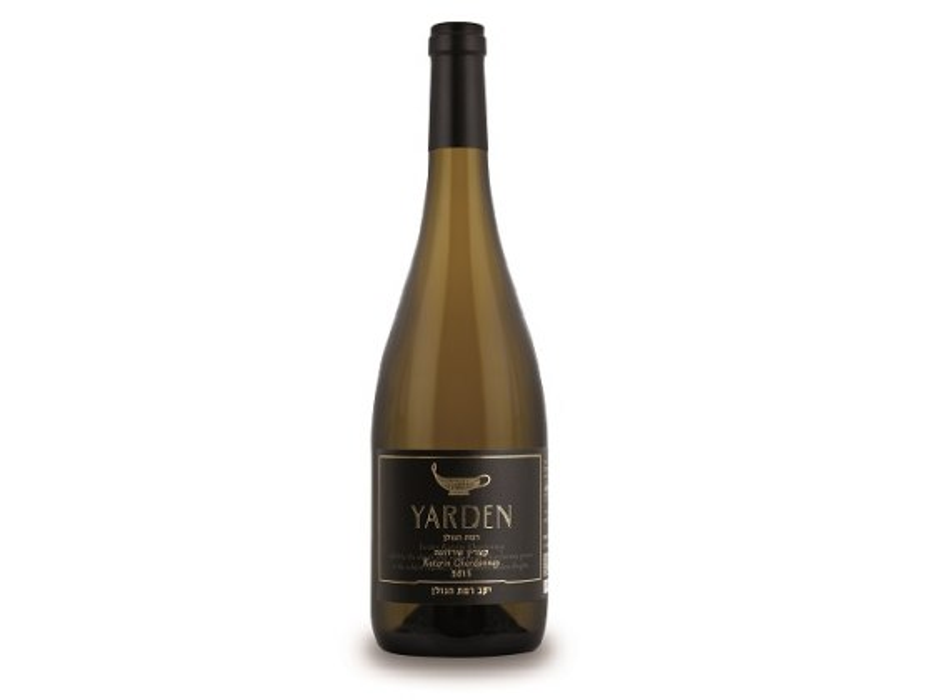 Israeli Wine Golan Winery Yarden Katzrin Chardonnay