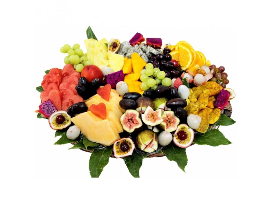 Fantasy Fruit Basket