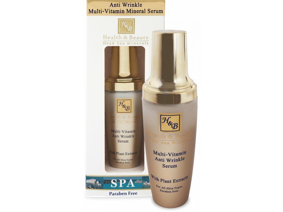 Anti-Aging Multi-Vitamin Dead Sea Mineral Serum
