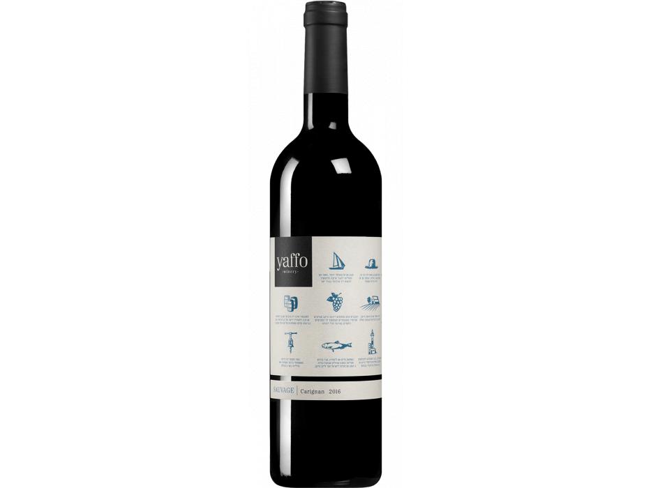 Yaffo Winery Carignan Sauvage Carignan