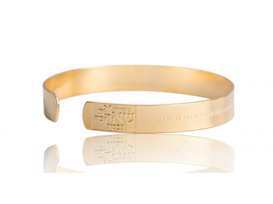 Ani Ledodi Gold Bangle Bracelet