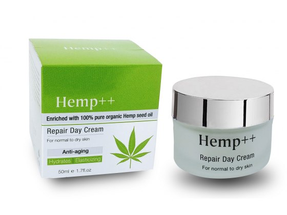 Hemp ++ Repair Day Cream