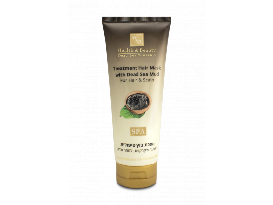 Health & Beauty Hair Mask with Dead Sea Mud for Hair and Scalp
