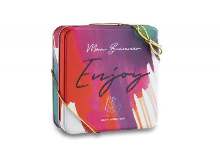 Chocolate Desire Max Brenner 9 Pralines Gift Box