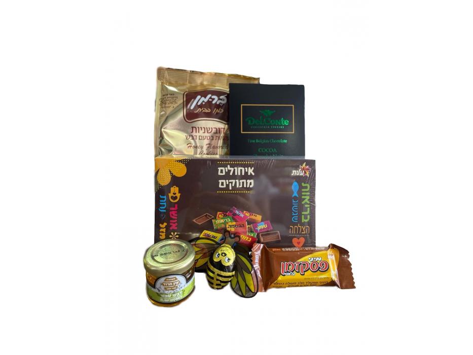 Strictly Kosher Sweet Wishes Basket