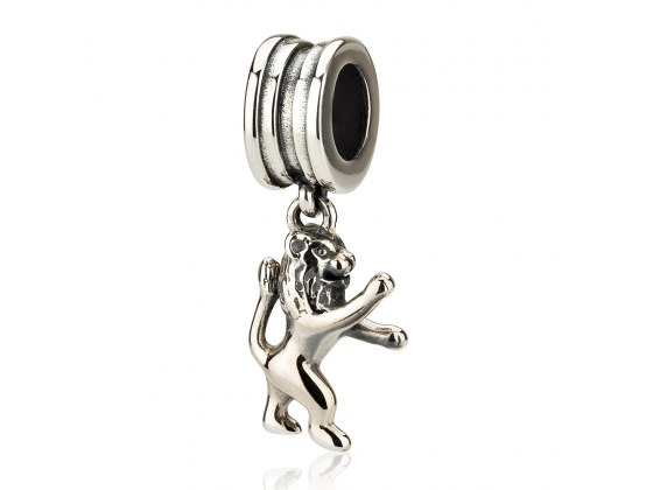Marina Jewelry Sterling Silver Lion Of Judah Charm Bead