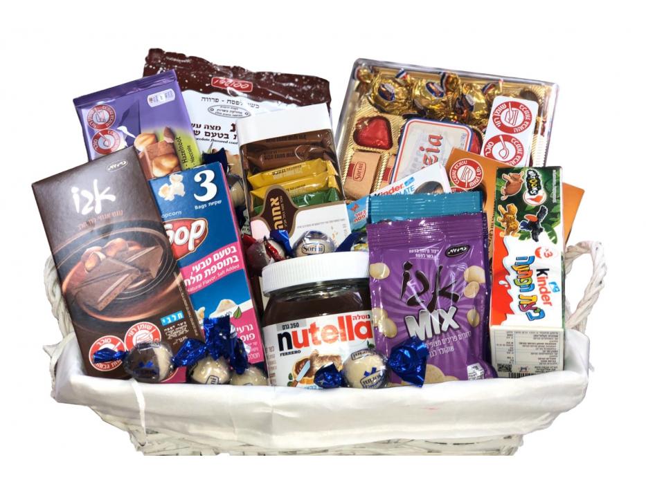 Passover Treats Gift Basket
