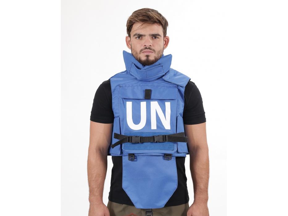 UN Bulletproof Vest Level IIIA