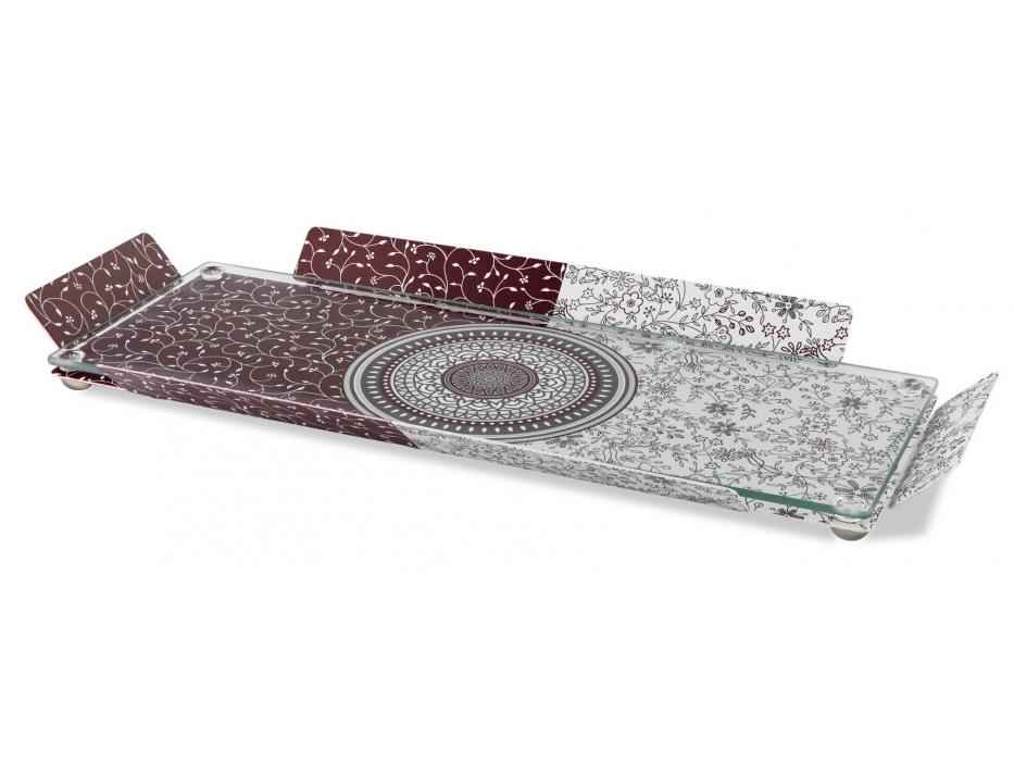 Papercut Style Narrow Tray