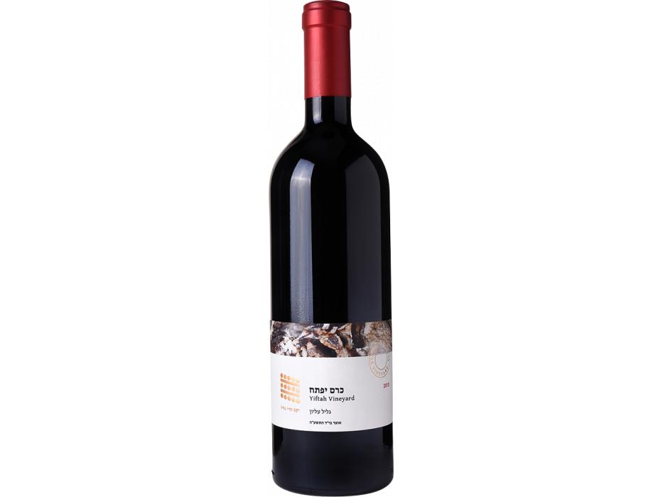 Galil Mountain Winery Iftach Vineyard