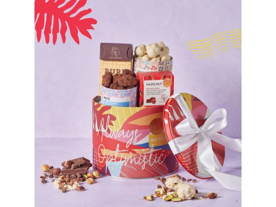 Max Brenner Gift Basket of Chocolates