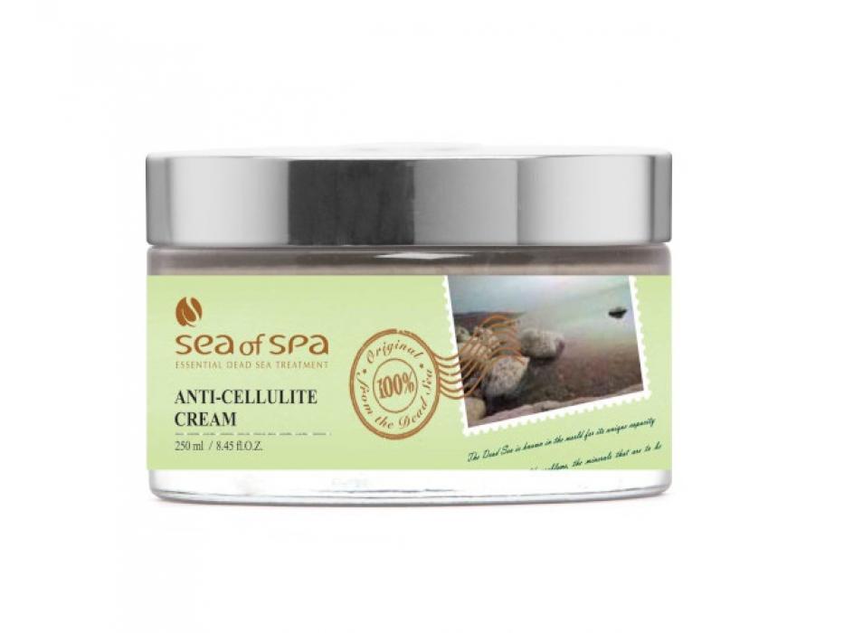 Anti Cellulite Cream with Dead Sea Minerals