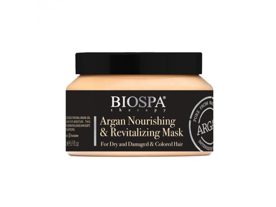 Bio Spa Argan Nourishing & Revitalizing Mask