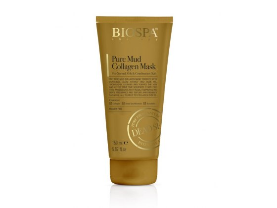 Pure Mud Collagen Mask by Sea of Spa