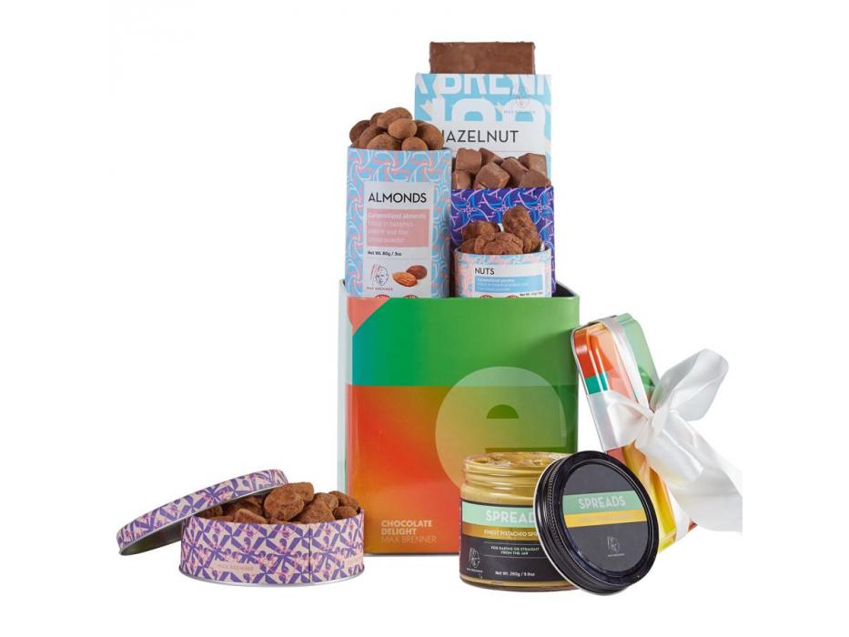 Max Brenner Stimulating Chocolate Gift Box