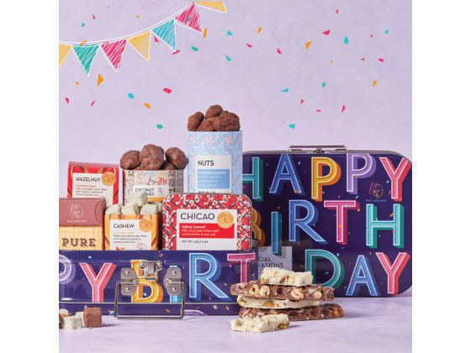 Max Brenner Happy Birthday Chocolate Gift Box