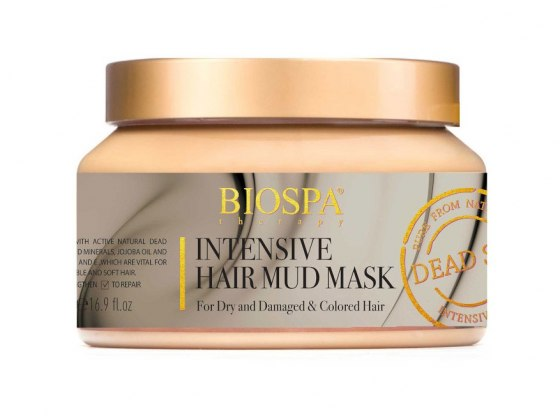 Intensive Hair Mud Mask by Sea of Spa