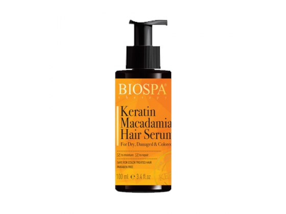 Keratin Macadamia Hair Serum by Sea of Spa