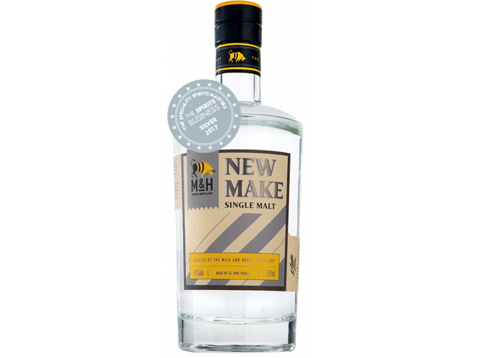 Milk & Honey Distillery New Make Single Malt Whisky