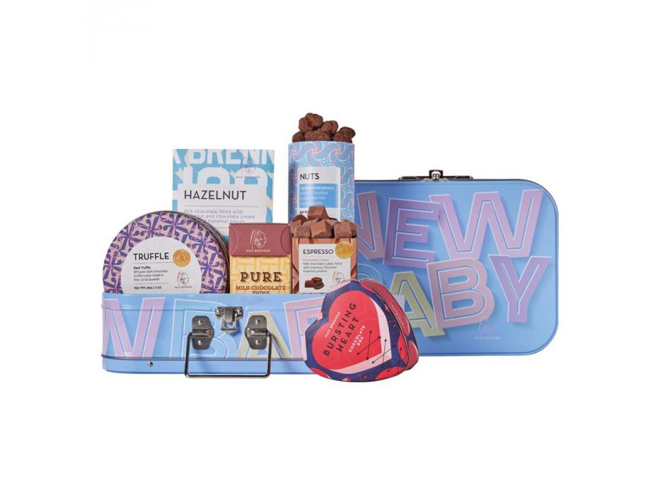 Max Brenner New Baby Chocolate Gift Box